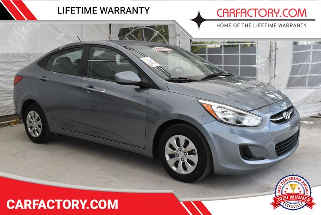 Used Hyundai Accent >> 2017 Used Hyundai Accent Sedan At Car Factory Outlet Serving Miami Dade Broward Palm Beach Collier And Monroe County Fl Iid 18966884