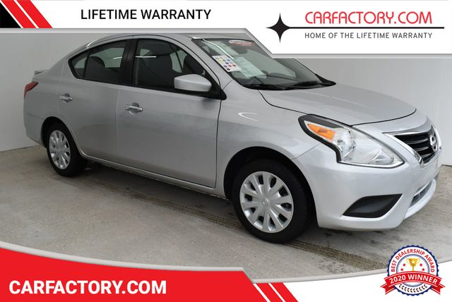 Used Nissan Versa >> 2017 Used Nissan Versa Sedan Sedan 4 Dr At Car Factory Outlet Serving Miami Dade Broward Palm Beach Collier And Monroe County Fl Iid 19038752