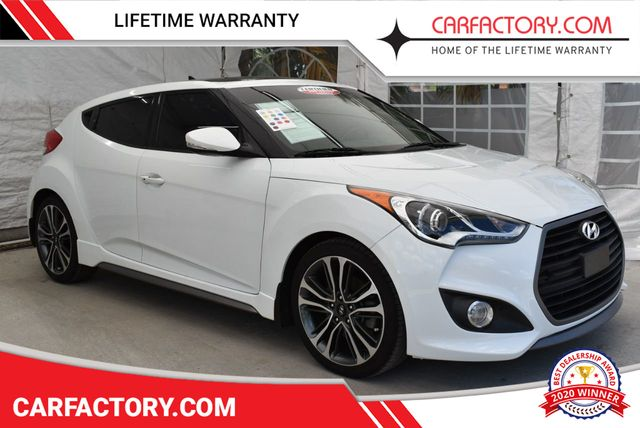 2016 Used Hyundai Veloster Turbo 6 Coupe 3 Dr At Car Factory Outlet Serving Miami Dade Broward Palm Beach Collier And Monroe County Fl Iid