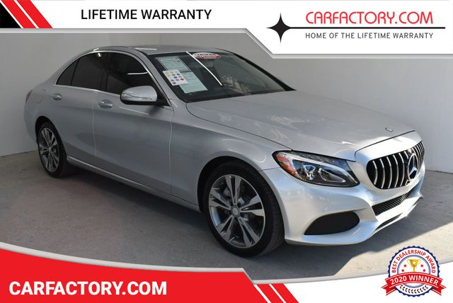 2015 Used Mercedes-Benz C-Class C300 SEDAN 4 DR at Car Factory Outlet  Serving Miami-Dade, Broward, Palm Beach, Collier and Monroe County, FL, IID