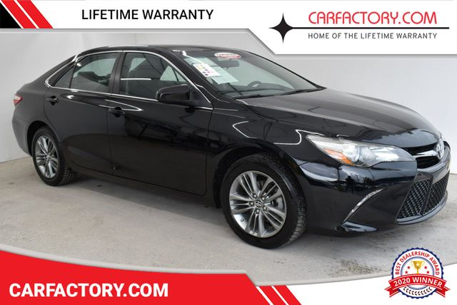 2016 Toyota Camry Xse >> 2016 Used Toyota Camry Xse Sedan 4 Dr At Car Factory Outlet Serving Miami Dade Broward Palm Beach Collier And Monroe County Fl Iid 19155366