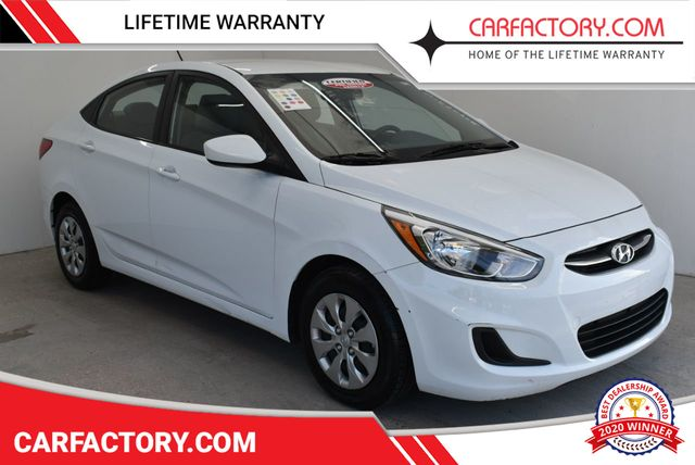 Used Hyundai Accent >> 2017 Used Hyundai Accent Se Sedan 4 Dr At Car Factory Outlet Serving Miami Dade Broward Palm Beach Collier And Monroe County Fl Iid 19211208