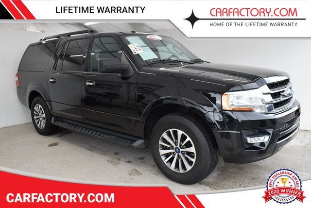 Ford Expedition El >> 2017 Used Ford Expedition El El King Ranch 4 Door Wagon Sport Utility At Car Factory Outlet Serving Miami Dade Broward Palm Beach Collier And