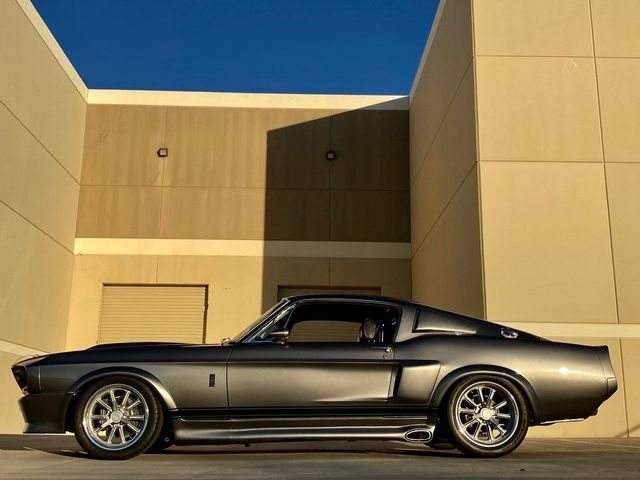 Ford Mustang Fastback >> 1967 Ford Mustang Eleanor Fastback Certified Licensed Ebay