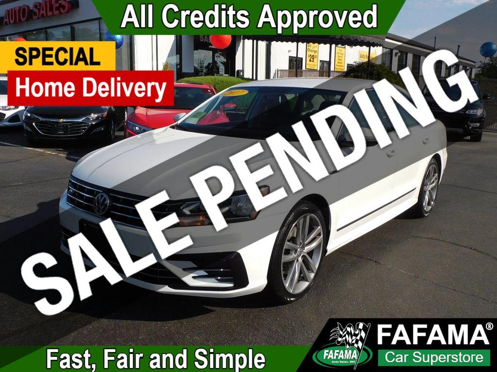 used 2017 Volkswagen Passat car, priced at $15,390