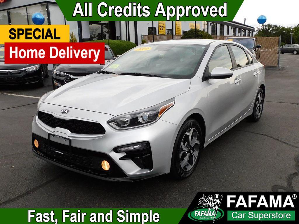 used 2019 Kia Forte car, priced at $14,390