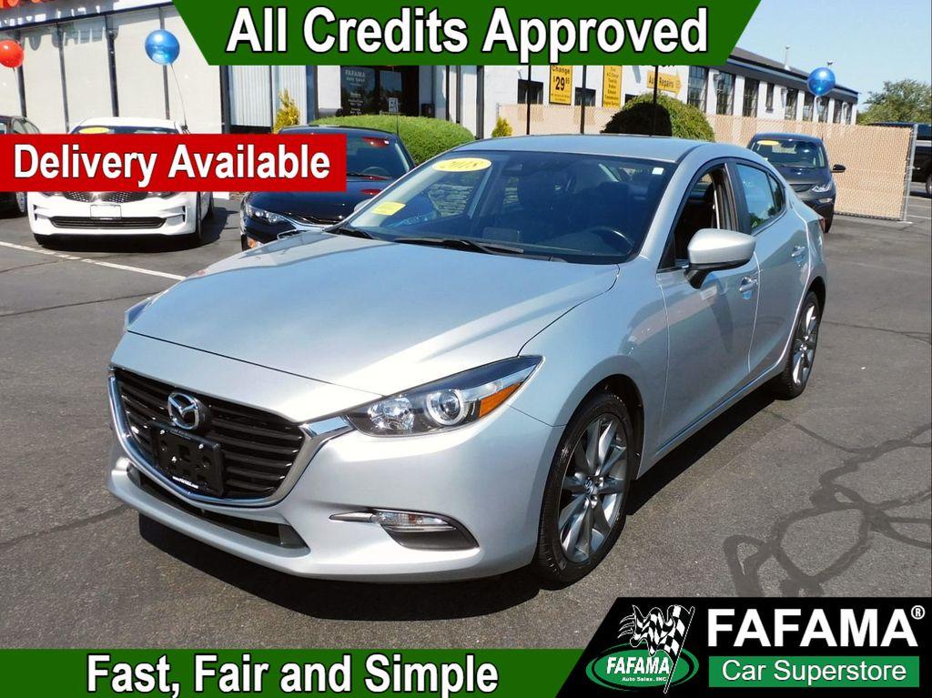 used 2018 Mazda Mazda3 4-Door car, priced at $15,390