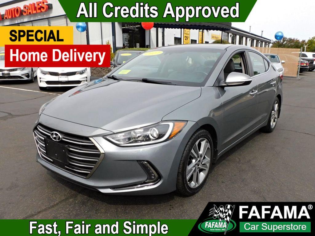 used 2017 Hyundai Elantra car, priced at $15,590