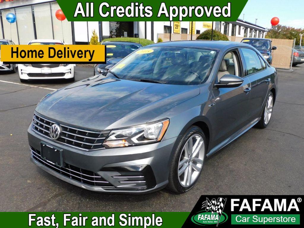 used 2018 Volkswagen Passat car, priced at $14,590