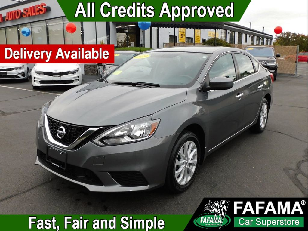 used 2019 Nissan Sentra car, priced at $13,790