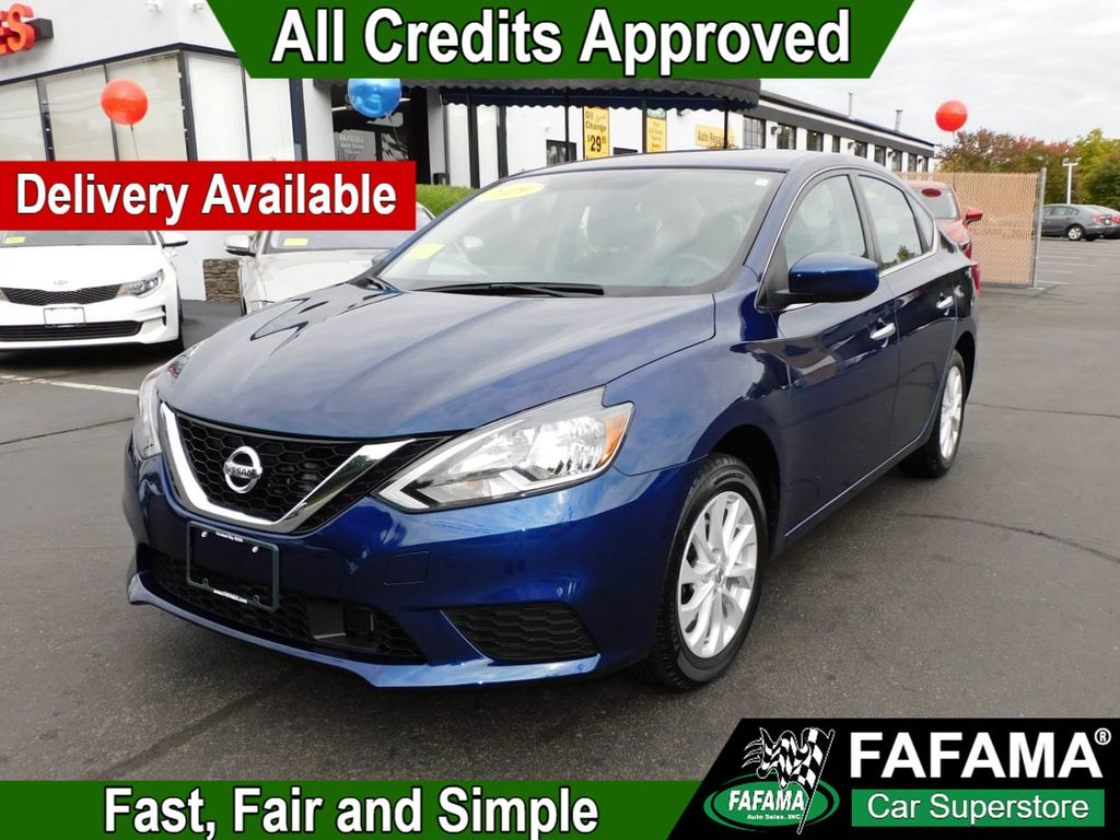 used 2019 Nissan Sentra car, priced at $13,590