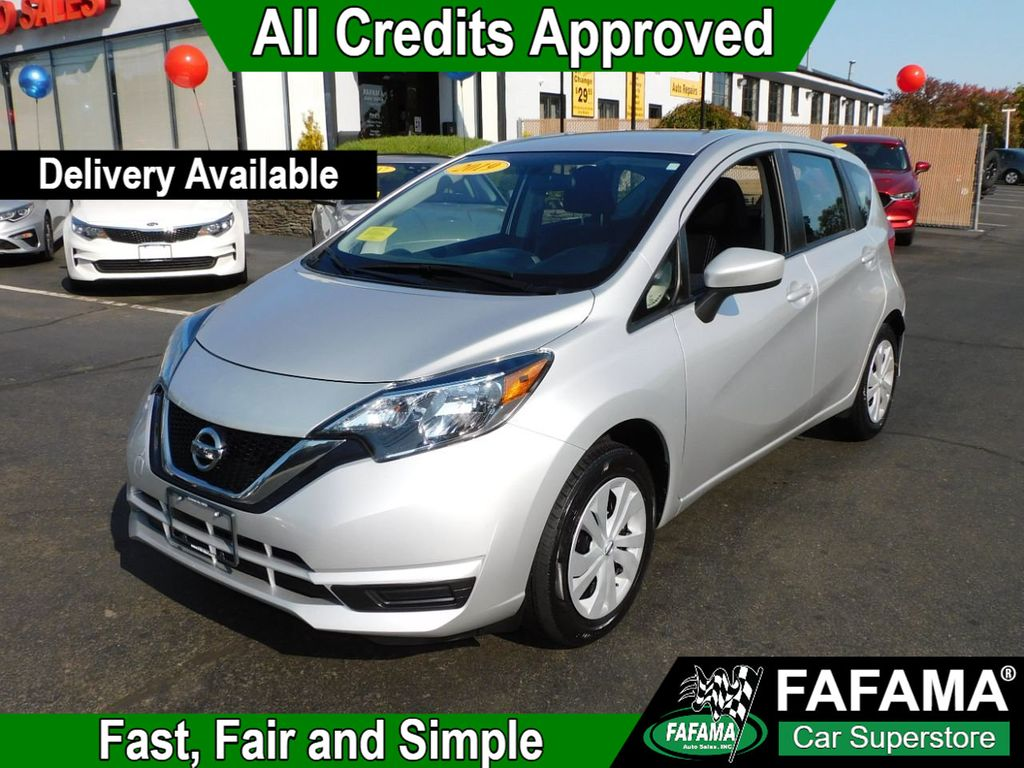 used 2019 Nissan Versa Note car, priced at $12,990