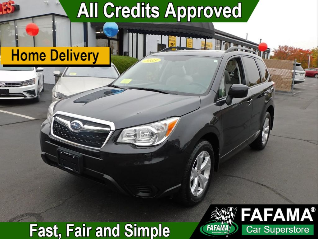 used 2015 Subaru Forester car, priced at $13,790