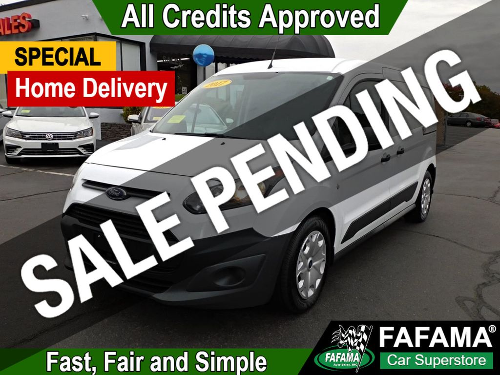 used 2017 Ford Transit Connect Van car, priced at $15,590