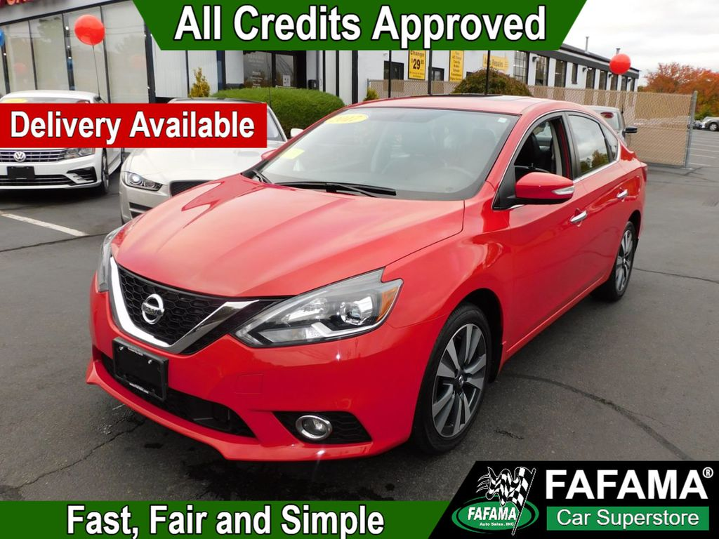 used 2017 Nissan Sentra car, priced at $14,990