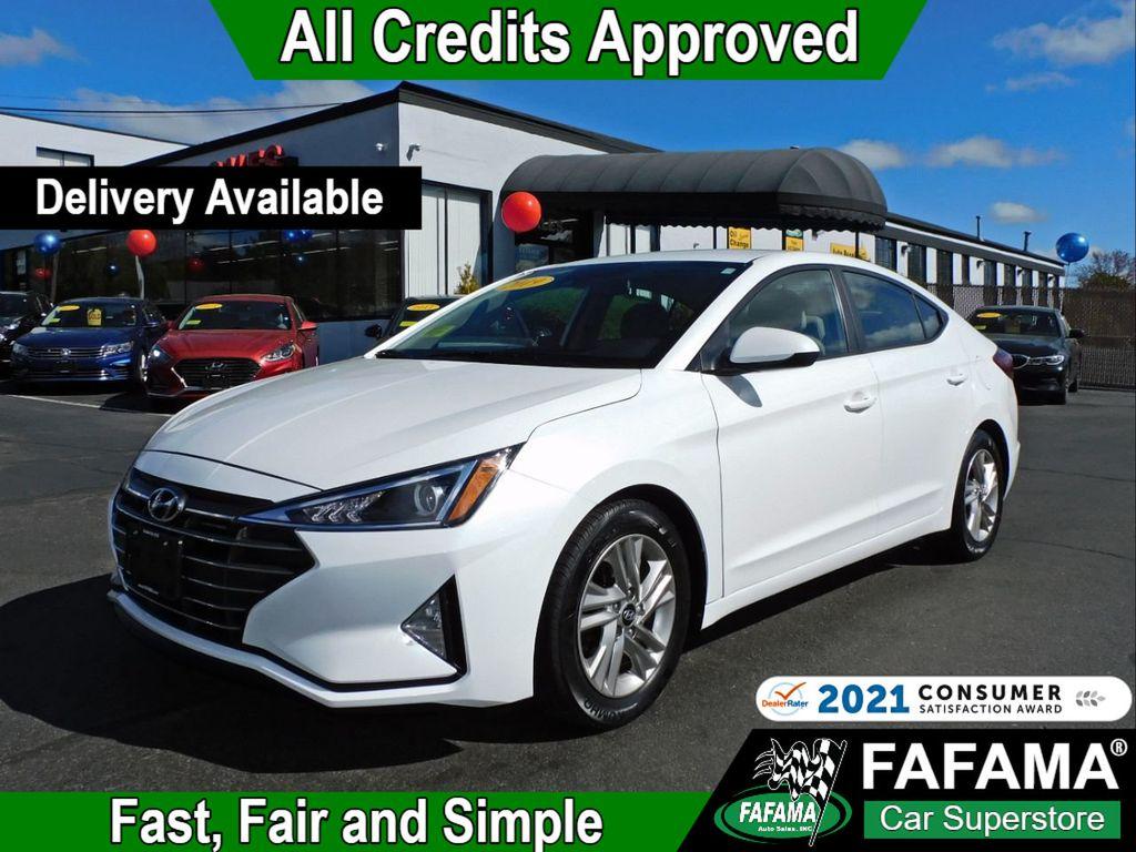 used 2019 Hyundai Elantra car, priced at $16,190