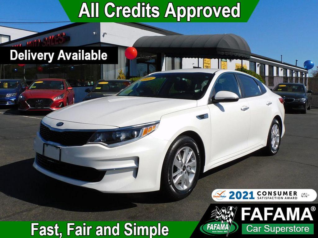 used 2018 Kia Optima car, priced at $17,990