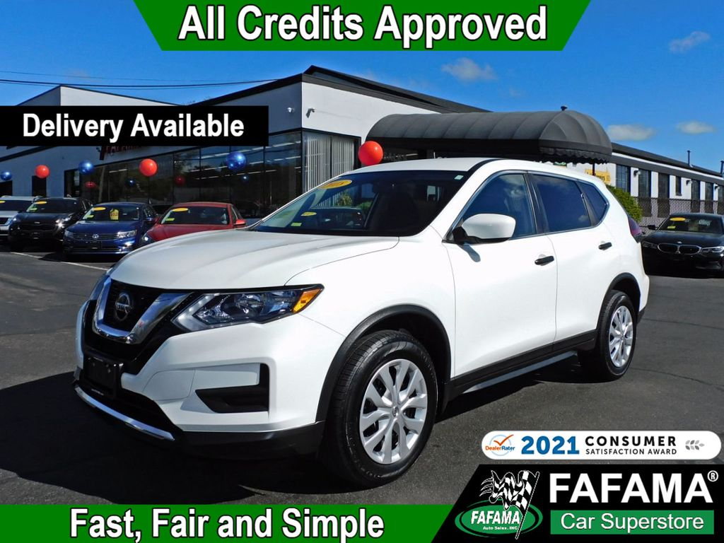 used 2018 Nissan Rogue car, priced at $19,990
