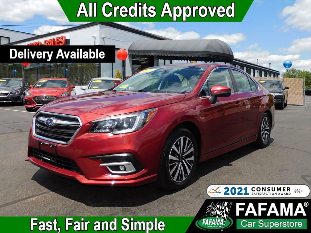used 2018 Subaru Legacy car, priced at $18,390