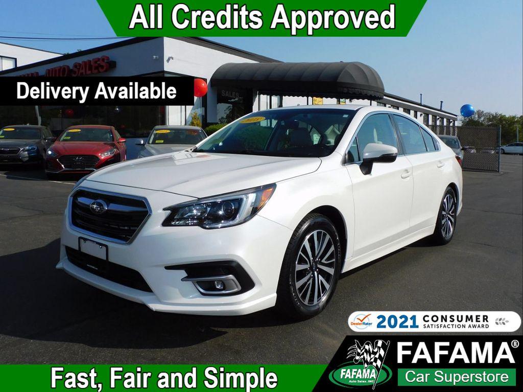 used 2018 Subaru Legacy car, priced at $20,990