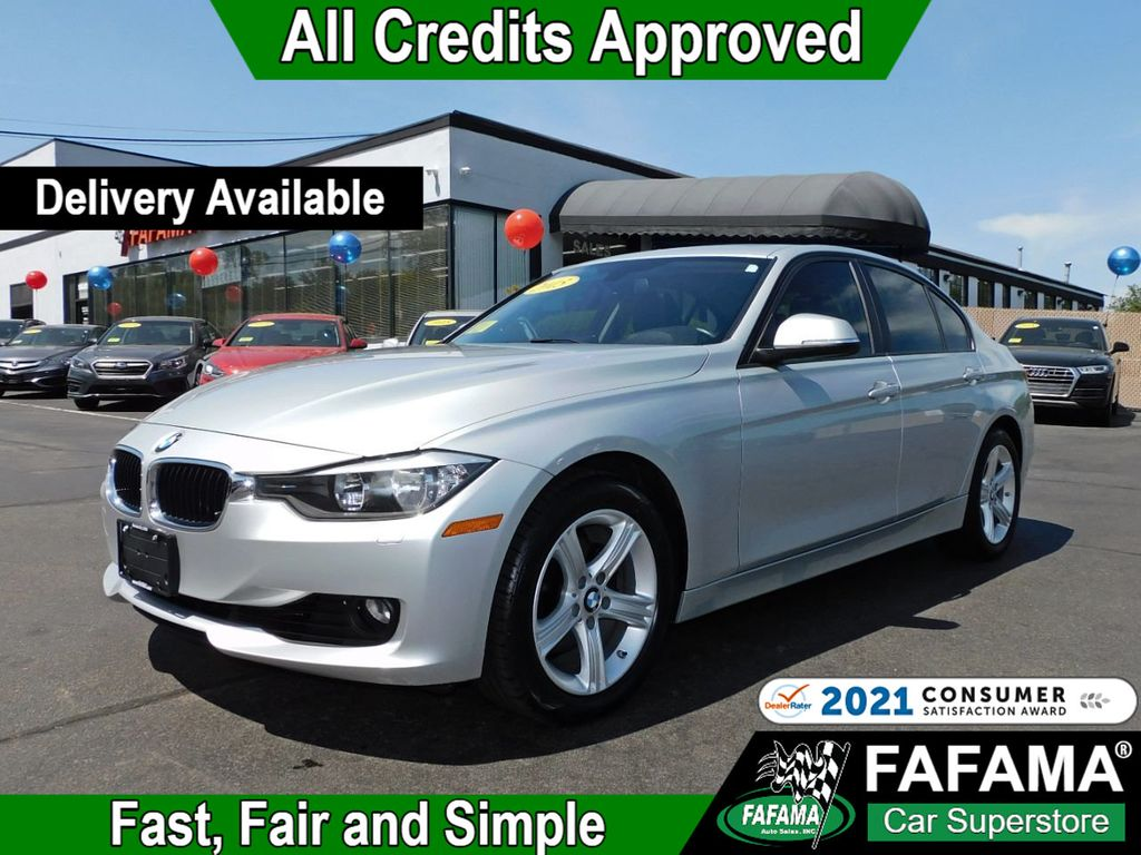 used 2015 BMW 3-Series car, priced at $18,990