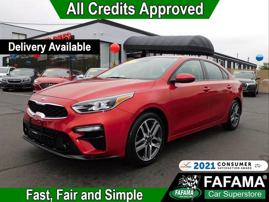 used 2019 Kia Forte car, priced at $17,990