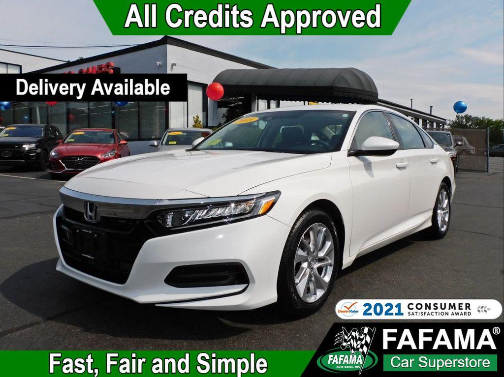 used 2018 Honda Accord Sedan car, priced at $23,590