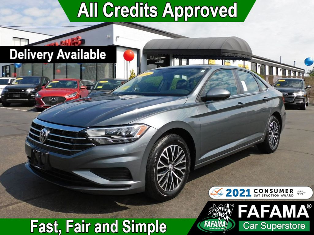 used 2019 Volkswagen Jetta car, priced at $21,790