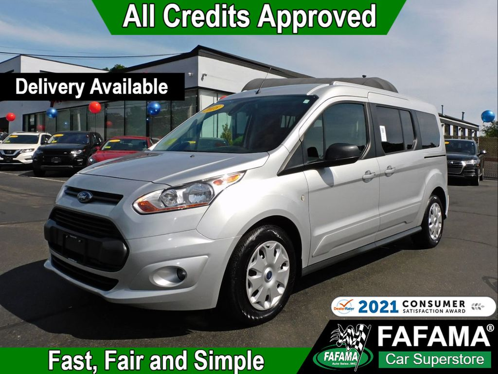 used 2018 Ford Transit Connect Wagon car, priced at $21,990
