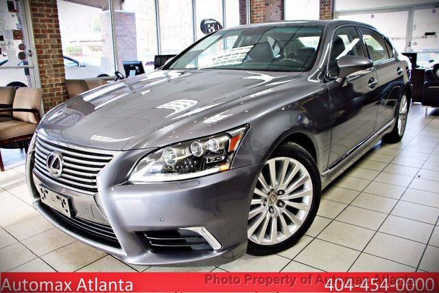 Atlanta Used Cars Lilburn >> 2014 Used Lexus LS 460 LS460L NAVIGATION AND BACK UP CAMERA at Automax Atlanta Serving Lilburn ...