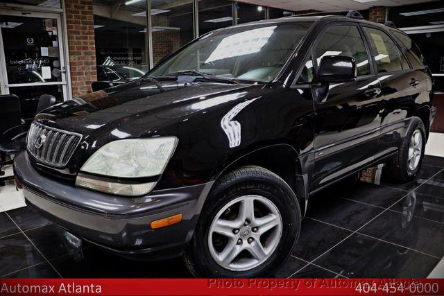 2002 Used Lexus RX 300 4dr SUV at Automax Atlanta Serving Lilburn, GA, IID  18232317