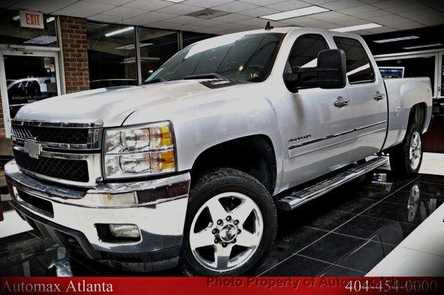 Used Chevy Silverado 2500 >> 2013 Used Chevrolet Silverado 2500hd 2500 Hd Heavy Duty Lt At Automax Atlanta Serving Lilburn Ga Iid 18352206