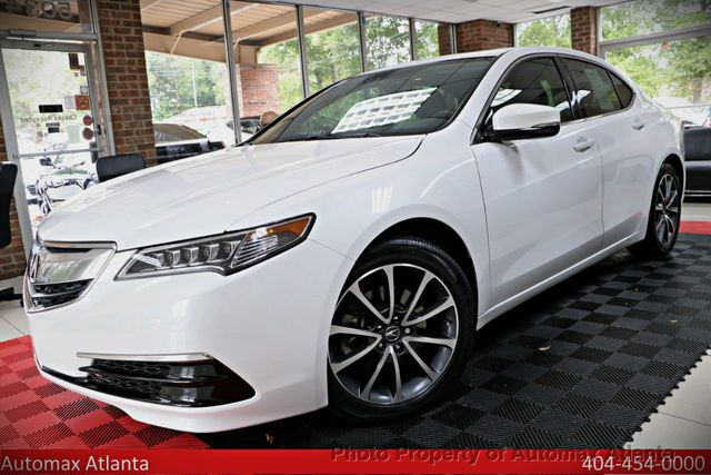 2015 Acura Tlx Tech >> 2015 Used Acura Tlx Technology Package At Automax Atlanta Serving Lilburn Ga Iid 19356084