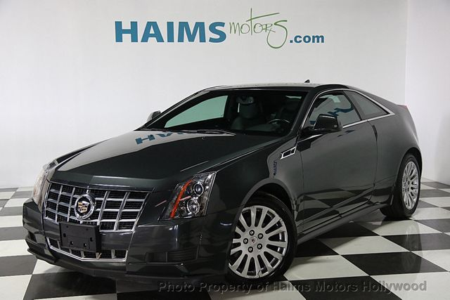Used Cadillac Cts Coupe >> 2014 Used Cadillac Cts Coupe 2dr Coupe Awd At Haims Motors Hollywood Serving Fort Lauderdale Hollywood Pompano Beach Fl Iid 15615822
