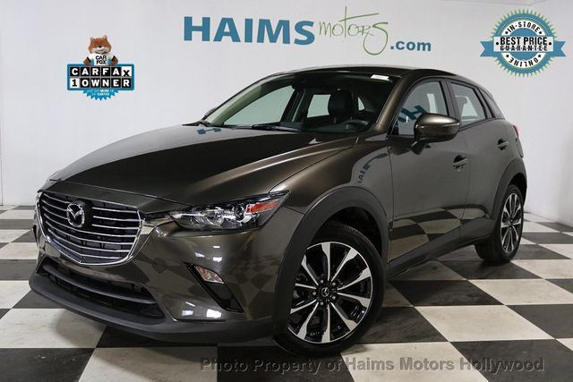 2019 Used Mazda Cx 3 Touring Fwd At Haims Motors Hollywood Serving Fort Lauderdale Hollywood Pompano Beach Fl Iid 18451208