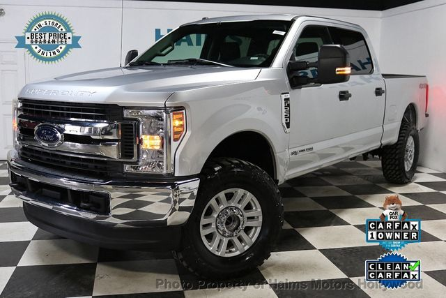 Ford Super Duty >> 2018 Used Ford Super Duty F 250 Srw Lifted W Leather At Haims Motors