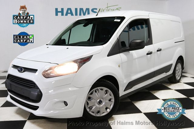 Used Ford Transit Connect >> 2014 Used Ford Transit Connect Lwb Xlt At Haims Motors Serving Fort Lauderdale Hollywood Miami Fl Iid 18764022