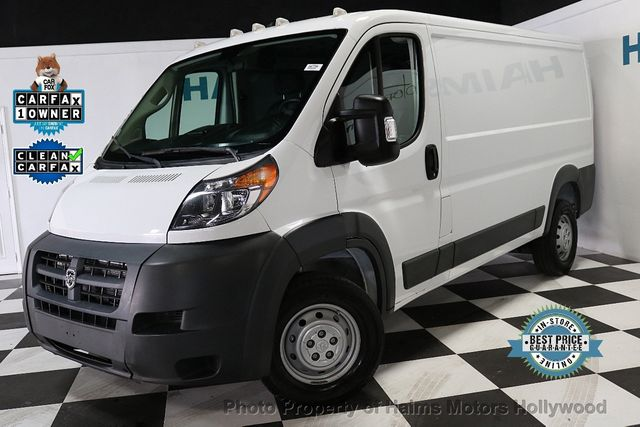 2017 Ram Promaster Cargo Van 1500 Low Roof 136 Wb 18826641 Video 1