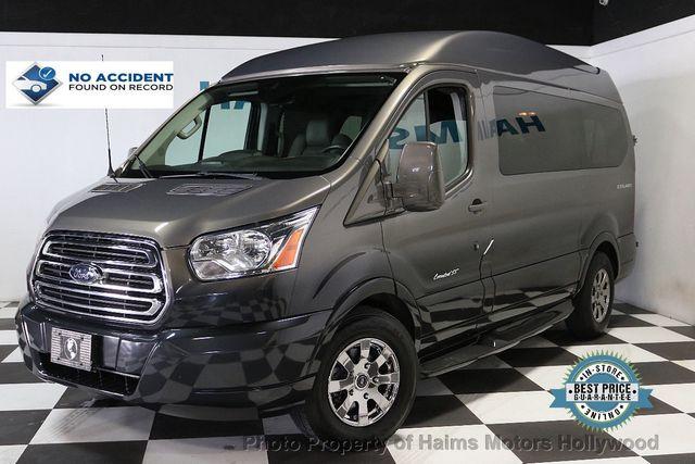 Ford Transit Conversion Van >> 2015 Used Ford Transit Cargo Van Explorer Conversion Van At Haims Motors Serving Fort Lauderdale Hollywood Miami Fl Iid 19128623