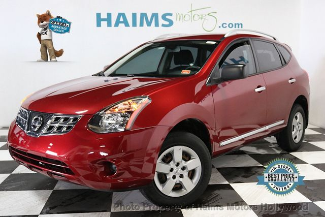 Nissan Rogue Select >> 2015 Used Nissan Rogue Select Fwd 4dr S At Haims Motors Serving Fort Lauderdale Hollywood Miami Fl Iid 19208115