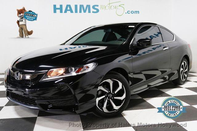 2016 Honda Accord Lx S >> 2016 Used Honda Accord Coupe 2dr I4 Cvt Lx S At Haims Motors Serving Fort Lauderdale Hollywood Miami Fl Iid 19218976