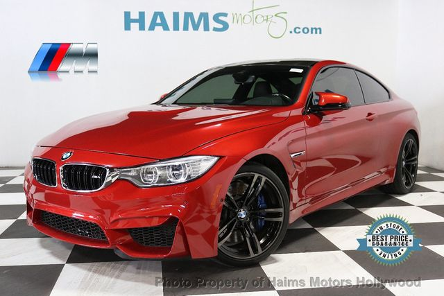 Used Bmw M4 >> 2015 Used Bmw M4 2dr Coupe At Haims Motors Serving Fort Lauderdale Hollywood Miami Fl Iid 19245371