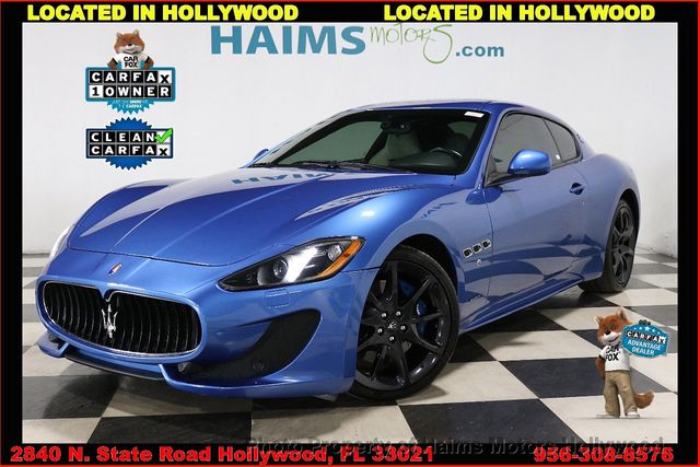 Used Maserati Granturismo >> 2013 Used Maserati Granturismo 2dr Coupe Mc Stradale At Haims Motors Serving Fort Lauderdale Hollywood Miami Fl Iid 19687438