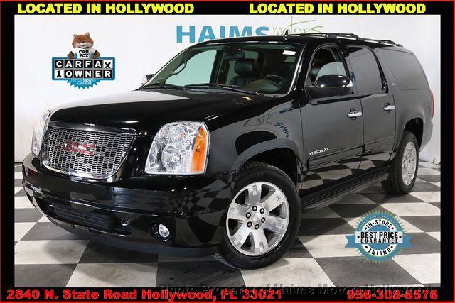 Used Gmc Yukon Xl >> 2012 Used Gmc Yukon Xl 2wd 4dr 1500 Slt At Haims Motors Serving Fort Lauderdale Hollywood Miami Fl Iid 19714612