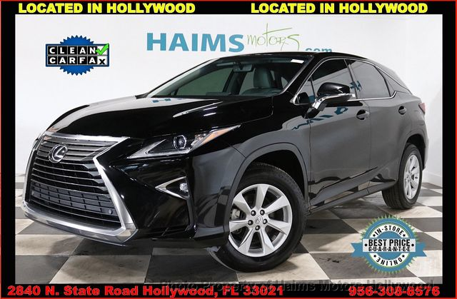 2016 Used Lexus Rx 350 Fwd 4dr At Haims Motors Serving Fort