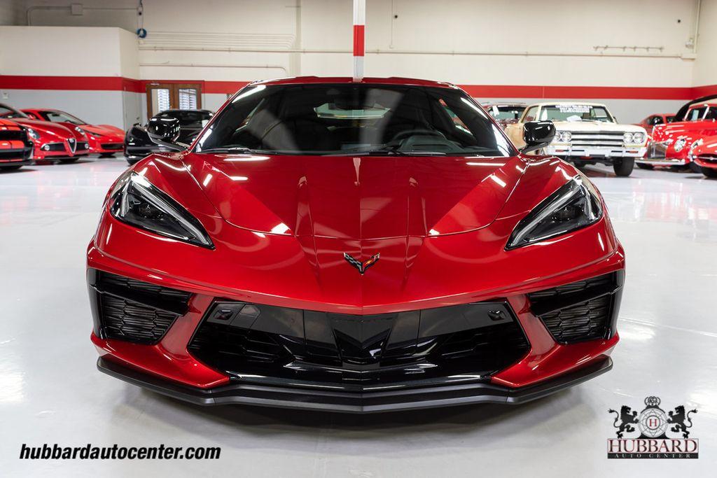 2021 Red Chevrolet Corvette Stingray 2LT   C7 Corvette Photo 3