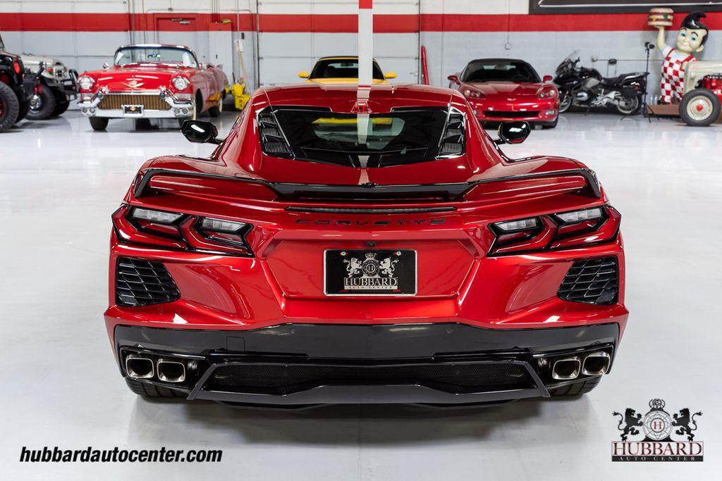2021 Red Chevrolet Corvette Stingray 2LT   C7 Corvette Photo 6