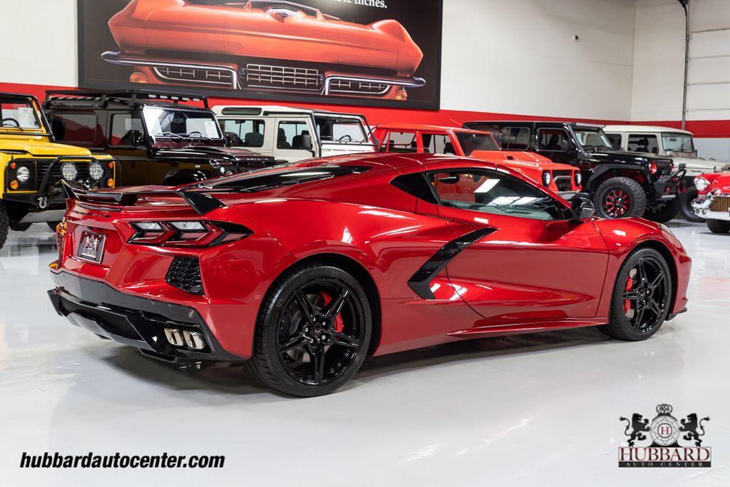 2021 Red Chevrolet Corvette Stingray 2LT   C7 Corvette Photo 7