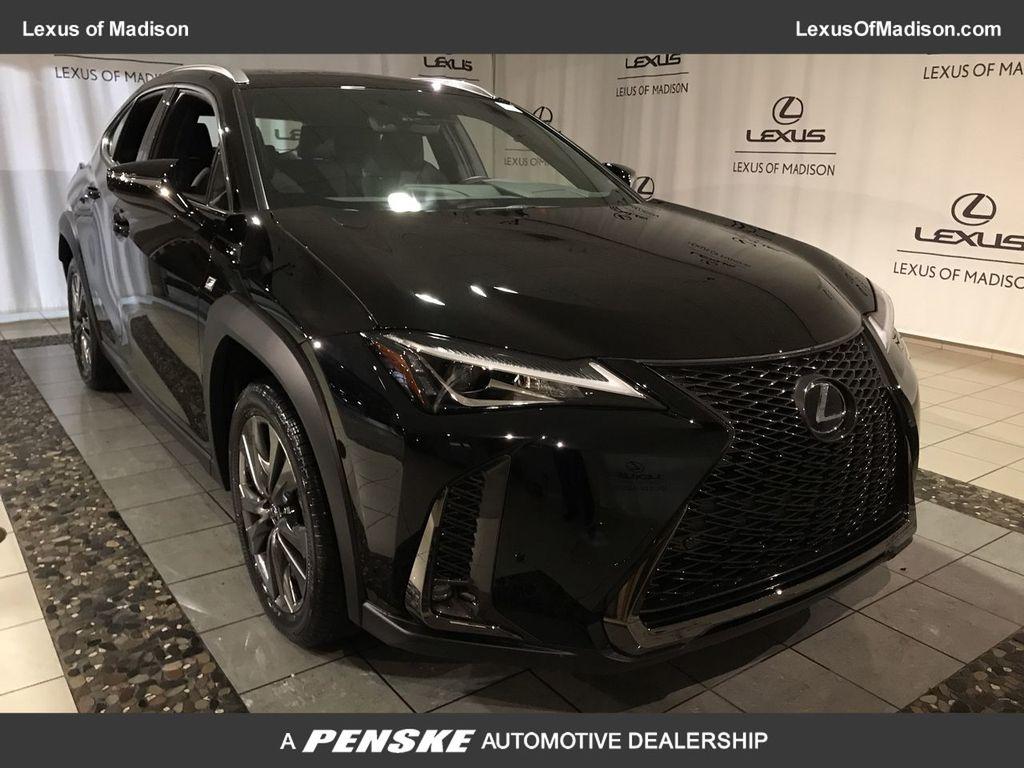 New 2019 Lexus UX UX 200 F SPORT FWD