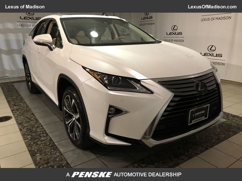 Certified Pre-Owned 2019 Lexus RX RX 350 AWD